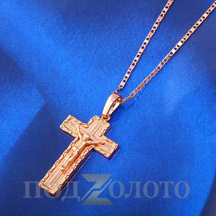 верхний золотой крестик на цепочке вр сне средства принятые
